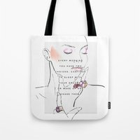 Every Morning Beauty Tote Bag