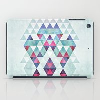 crwwn hym iPad Case