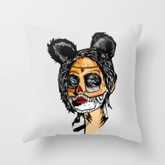 Wonderdamx Throw Pillow