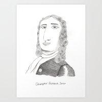Christopher Pinchbeck Senior Art Print