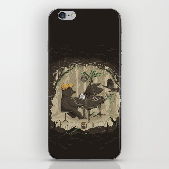 Forestal Sounds iPhone & iPod Skin