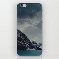 Lake Louise Winter Landscape iPhone & iPod Skin