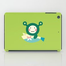 Shrekmon iPad Case