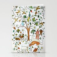 MEDIEVAL Stationery Cards