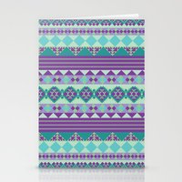 aztec Stationery Cards featuring Aztec by Arcturus