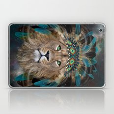 Fight For What You Love (Chief of Dreams: Lion) Tribe Series Laptop & iPad Skin