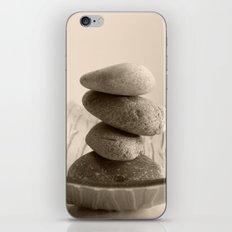 Stones Monotony iPhone & iPod Skin