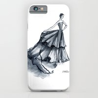 iPhone Cases featuring Audrey Hepburn (BW) by Notsniw