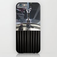 Silver lady. iPhone 6 Slim Case