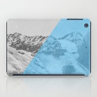 NEON NATURE   Blue iPad Case