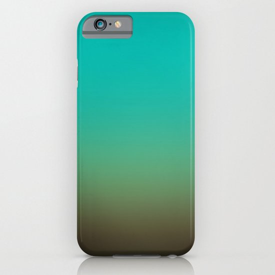 Sunset Gradient 3 iPhone & iPod Case