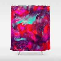 Lava Shower Curtain