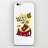 iLOG iPhone & iPod Skin