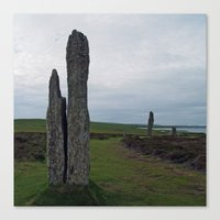 At Brodgar Canvas Print