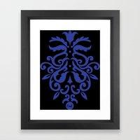 out ornamental Framed Art Print