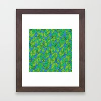 Tropic Orchid Framed Art Print