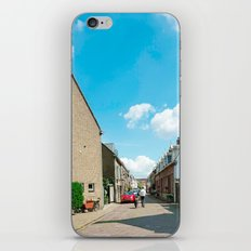 Street 2 iPhone & iPod Skin