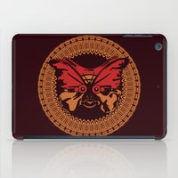 Puppet Butterfly iPad Case