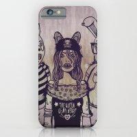 The Queen Of My Heart iPhone 6 Slim Case