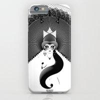 Eyes wide open iPhone 6 Slim Case