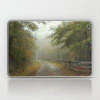 Foggy Road Laptop & iPad Skin