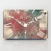 Old Clock iPad Case