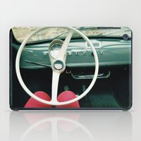 From Behind The Wheel - II iPad Case
