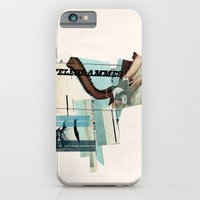 iPhone & iPod Case featuring Telegrammes by Paul Prinzip