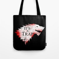 Dire Situation Tote Bag