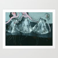 Armonica Art Print