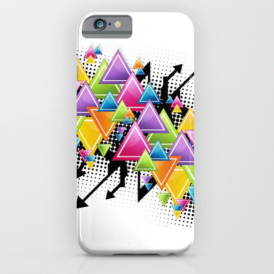Vector Funk!  iPhone & iPod Case