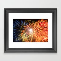 Efflorescence 17 Framed Art Print