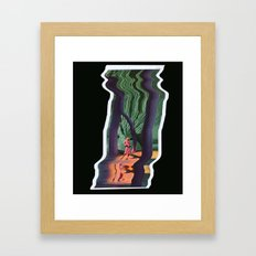 Escanografía 3 Framed Art Print