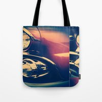 1955 Ford Crown Victoria Tote Bag