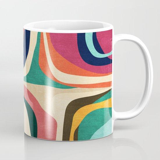 Impossible contour map Mug