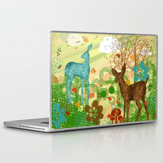 oh my dear! Laptop & iPad Skin
