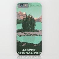 Jasper National Park Pos… iPhone 6 Slim Case