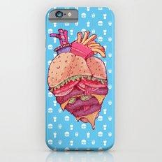Inner Fast Food iPhone 6 Slim Case