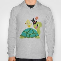 happy turtle Hoody