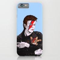David & The cat iPhone 6 Slim Case