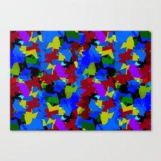 Tutti-Fruity Canvas Print