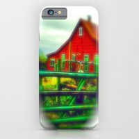 iPhone & iPod Case featuring Red House by kyleray3000