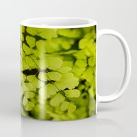 Maidenhair Fern Mug