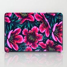 Manuka Floral Print iPad Case