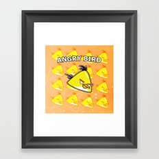 Angry Bird  Framed Art Print