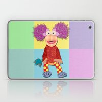 red fraggle Laptop & iPad Skin