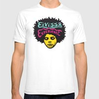 Eivissa Experience Mens Fitted Tee White SMALL