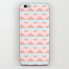 Pastel pattern iPhone & iPod Skin