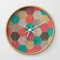 Gheo 8 Wall Clock