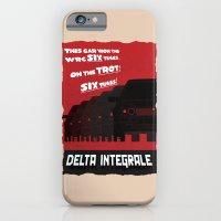 Delta Integrale iPhone 6 Slim Case